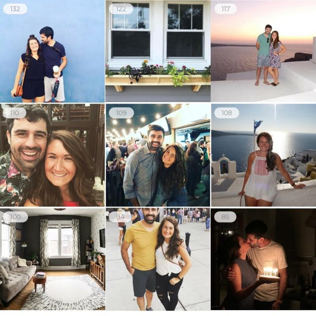 A pretty damn good year Celebrated 5 years of marriagehellip
